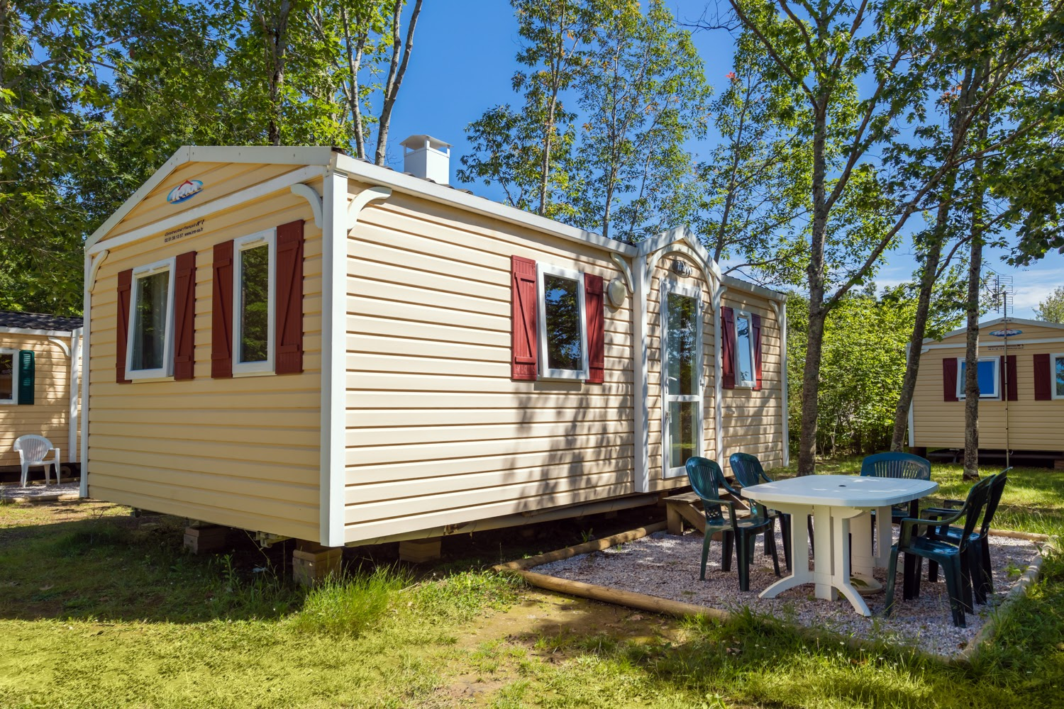 2019 RENOVATION DE NOS MOBILHOMES